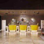 Yellow Hotel Loby